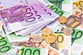 Tỷ giá euro hôm nay 1/7: Vietinbank tăng 478 đồng chiều bán ra