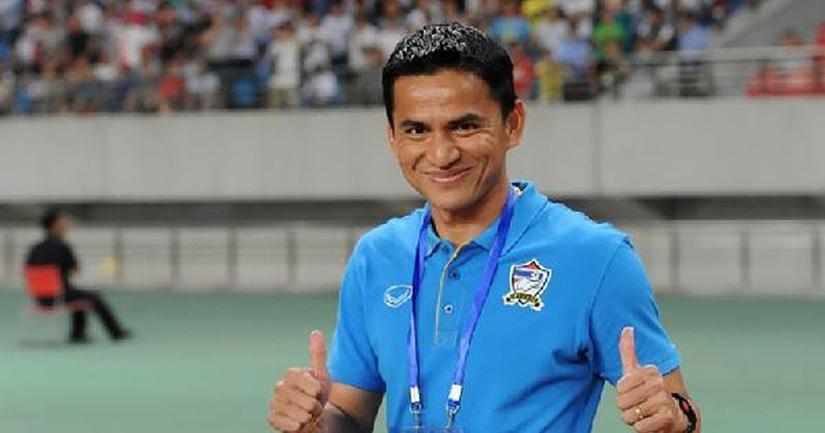 đội hình xuất sắc nhất lịch sử bóng đá Thái Lan do Kiatisuk