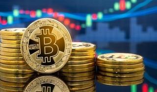 Giá bitcoin hôm nay 26/4: Tiếp tục tăng 0,56%, mức 7.585,05 USD