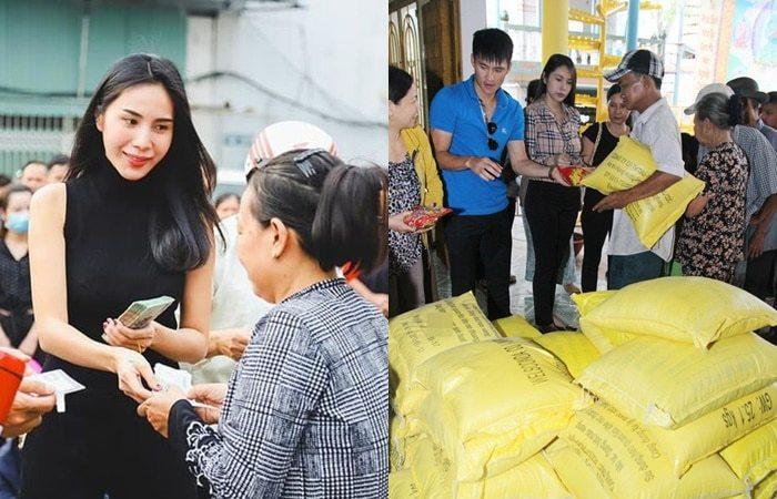 Thủy Tiên trải lòng khi bị tố 'chảnh chọe' trong việc từ thiện