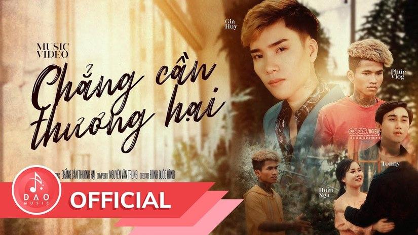 Lời bài hát Chẳng cần thương hại, Gia Huy Singer