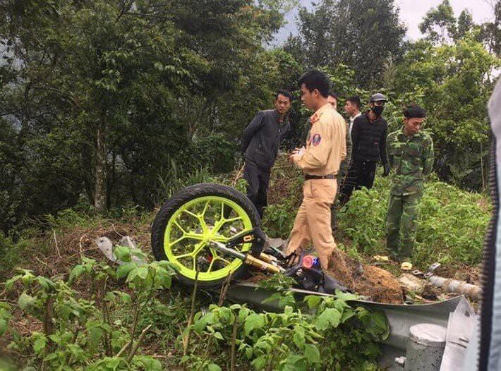 Danh tính nạn nhân trong vụ tai nạn giao thông ở Tam Đảo khiến 4 chết