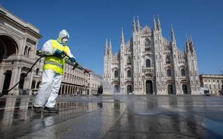 Covid-19: Giới khoa học Ý phát hiện virus corona ở nơi không ngờ