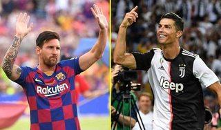 Messi tiếp tục vượt mặt Ronaldo, Real thèm khát Neymar