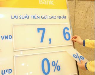 Lãi suất ngân hàng hôm nay 10/9, gửi online và gửi tại quầy cao nhất
