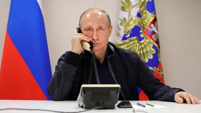 Hé lộ chiếc điện thoại bảo mật của Tổng thống Nga Putin