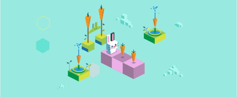 Cách chơi trò chơi Hình tượng trưng của Google với củ Cà rốt