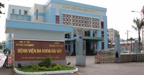 Công an quận Gò Vấp không khởi tố vụ giám đốc BV quận gom khẩu trang
