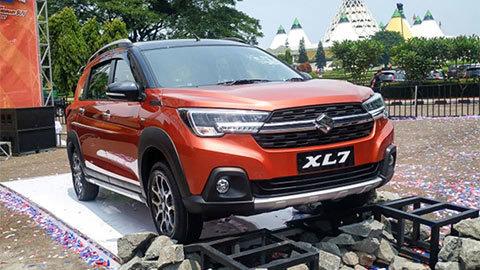 Suzuki XL7 giá chỉ 589 triệu đồng có gì đặc biệt