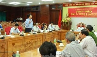 Bắt tạm giam nguyên Giám đốc Sở Y tế Đắk Lắk và hàng loạt bị can