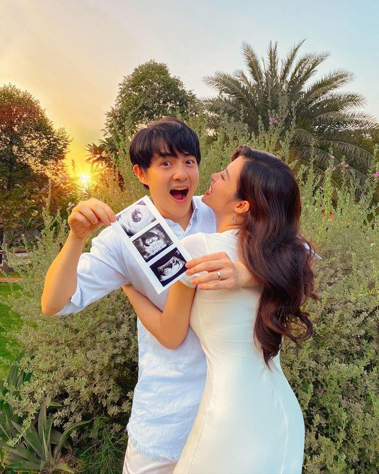 Đông Nhi - Ông Cao Thắng chính thức xác nhận mang bầu sau 5 tháng làm đám cưới