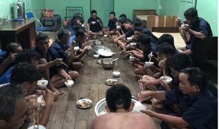 Gặp lốc xoáy, 31 ngư dân Quảng Nam rơi xuống biển khiến 1 người mất tích
