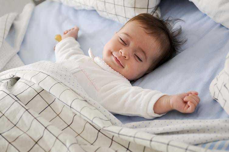 Mẹo đơn giản giúp con 'say giấc nồng' trong chớp mắt và ngủ xuyên đêm
