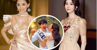 Dàn sao Việt cùng nhau chúc mừng Đông Nhi mang thai con đầu lòng