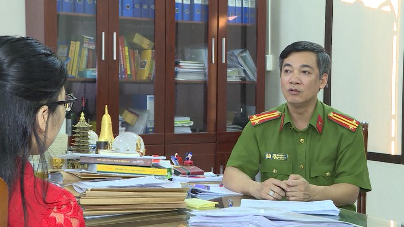 Công an tỉnh Thái Bình điều động nhiều nhân sự