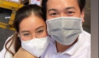 Tiên Nguyễn khoe khoảnh khắc ôm anh trai Phillip Nguyễn sau nhiều ngày cách ly