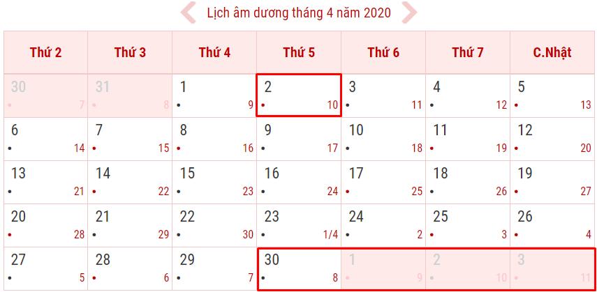 Nghỉ lễ 30/4 - 1/5 mấy ngày?