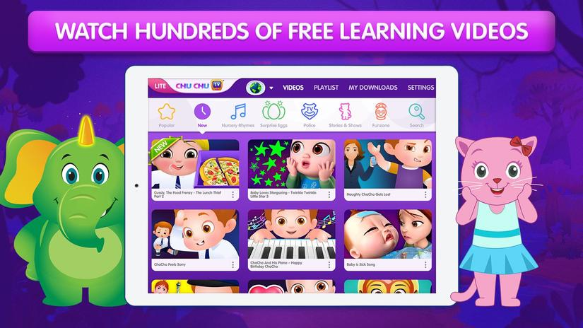 2. Chuchu TV Lite
