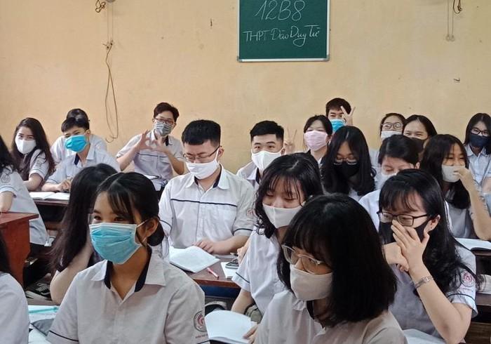 Nam Định điều chỉnh khung kế hoạch thời gian năm học 2019-2020