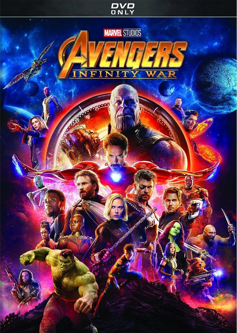 2. Avengers: Infinity War – Cuộc chiến vô cực (2018)