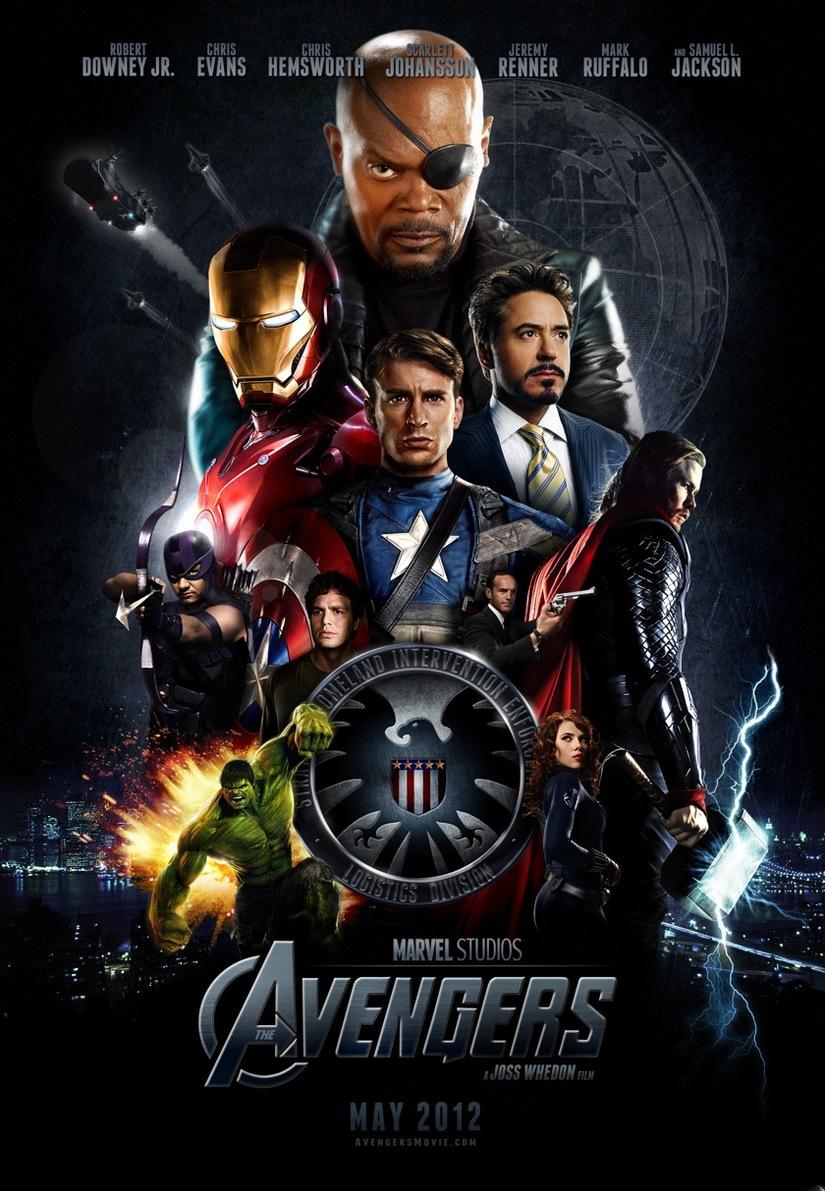4. The Avengers (2012)