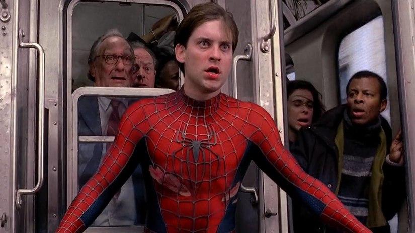 Spider Man 2 (2004)