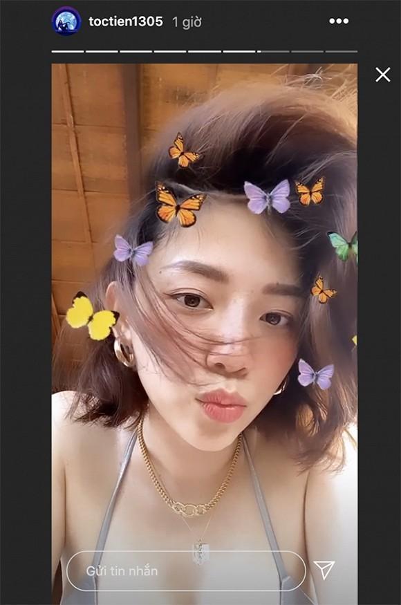 Nhận là con gái Thủy Thần, Tóc Tiên mặc bikini khoe đường cong nóng bỏng