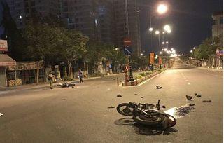 Một người chết, cả gia đình trọng thương sau tai nạn xe máy giữa đêm