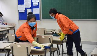 Học sinh TP HCM sau khi trở lại trường sẽ chỉ học 2 buổi/ngày