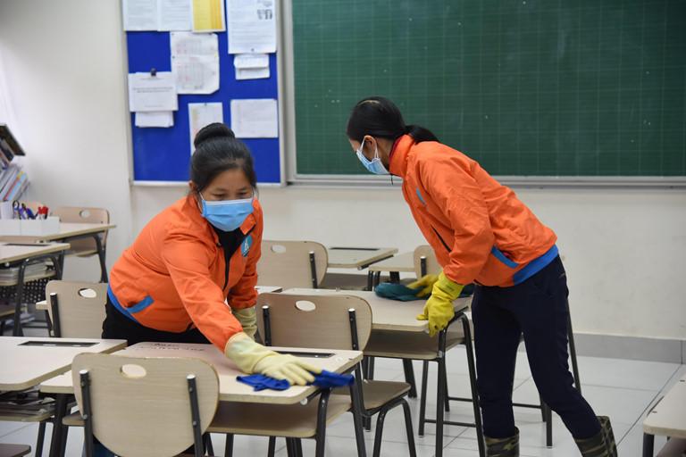 Học sinh TP HCM sau khi trở lại trường sẽ chỉ học 2 buổi một tuần
