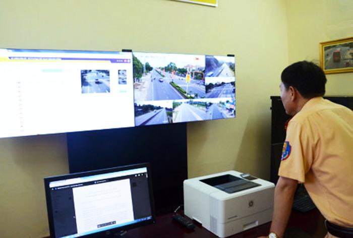 CSGT toàn quốc sẵn sàng tiếp nhận clip, hình ảnh vi phạm TTATGT để xử lý