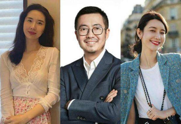 Trương Đại Dịch, người dính tin đồn ngoại tình với giám đốc Taobao