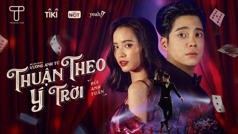 Lời bài hát Thuận Theo Ý Trời - Bùi Anh Tuấn: Bản ballad nhẹ nhàng