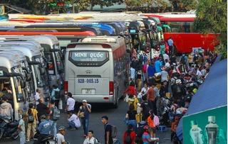 Bộ GTVT bất ngờ cho xe khách liên tỉnh chạy 100% số chuyến từ 30/4
