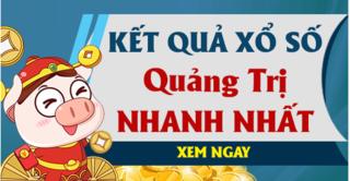 XSQT 30/4 - Kết quả xổ số Quảng Trị hôm nay thứ 5 ngày 30/4/2020