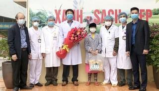 Tin tức trong ngày 30/4: Bệnh nhân mắc Covid-19 tại Hà Giang được công bố khỏi bệnh