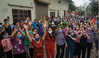 Gỡ phong tỏa thôn 1.400 dân ở Hưng Yên