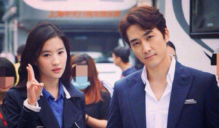 Hot: Song Seung Hun và Lưu Diệc Phi nối lại tình xưa?