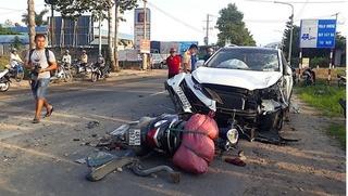26 người thương vong do tai nạn giao thông trong ngày nghỉ lễ đầu tiên