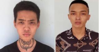 Bắt tạm giam nhóm thanh niên chém 2 cảnh sát cơ động