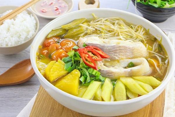 Công thức nấu canh chua cá đơn giản nhưng đậm đà
