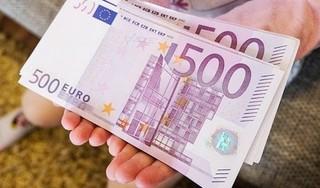 Tỷ giá euro hôm nay 1/5: Giá đi ngang so với phiên giao dịch trước