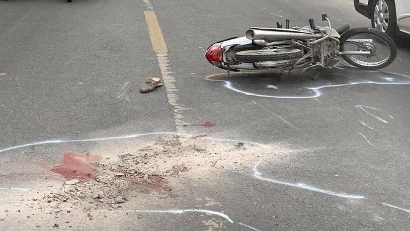 Tai nạn giao thông liên hoàn ở An Giang, 1 người chết, 4 người bị thương
