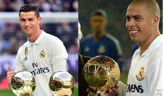 Rô 'béo' đánh bại C.Ronaldo ở cuộc thăm dò của FIFA