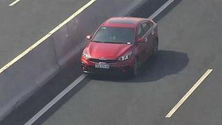 Phạt nặng tài xế chạy ô tô ngược chiều trên cao tốc Hà Nội-Hải Phòng