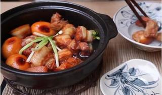 Hướng dẫn cách làm thịt kho tàu thơm ngon cực đơn giản