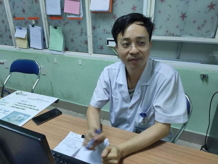 TS. BS. Bùi Huy Mạnh, BV Hữu Nghị Việt Đức: Cho đi và lan tỏa yêu thương