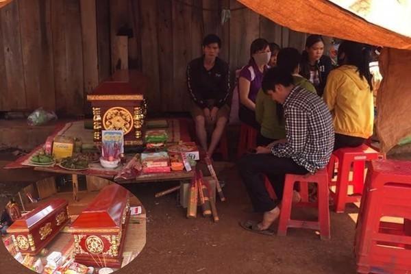 Đắk Lắk: Bố mẹ đi làm thuê, 3 chị em họ chết đuối thương tâm ở hồ tưới cà phê