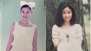 Ngỡ ngàng với những bức ảnh cũ của Lâm Tâm Như năm 16 tuổi