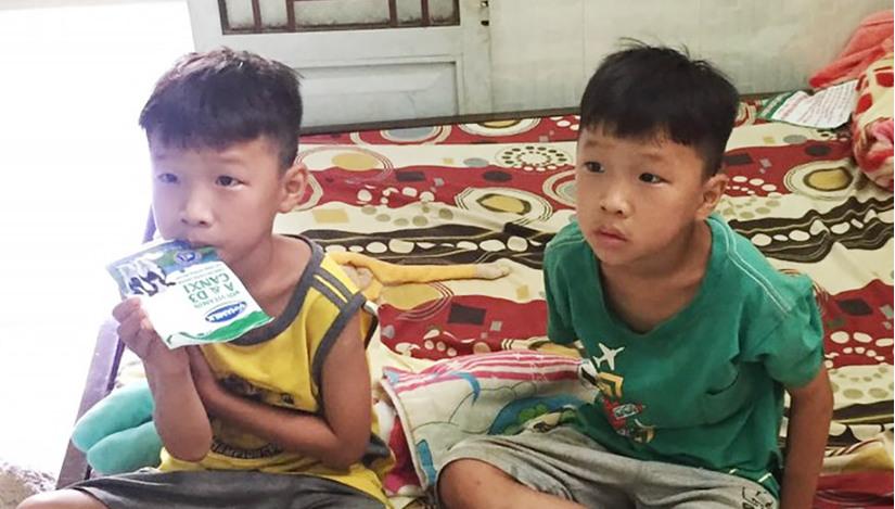 2 bé trai sinh đôi mất tích ở Bình Phước không phải bị bắt cóc